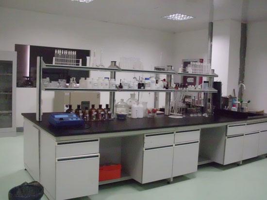 水质分析实验室